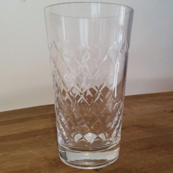 2,0 Liter monster Apfelwein Glas Gerippte Vase