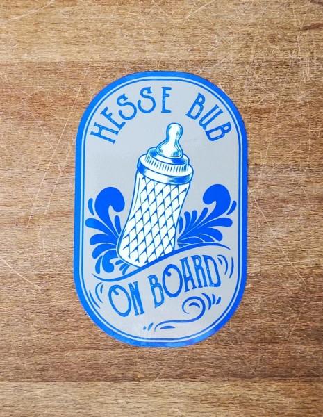 Hesse Bub on Board - Baby on Board