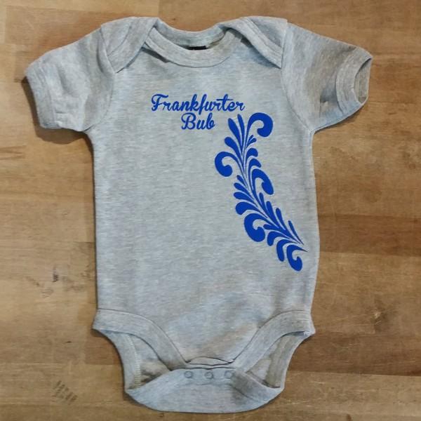 Baby Bembel Ranken Strampler Frankfurter Bub