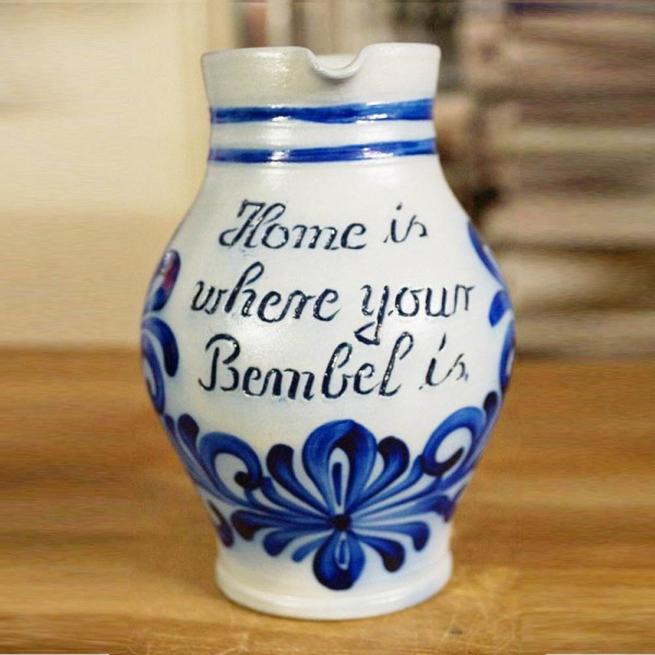 Bembel Home is where your Bembel is Cider Mug